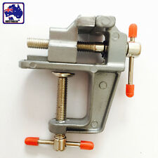 Mini Bench Vise Aluminum Jeweler Hobby Clamp Table Workbench Base Vice TPLIE1411