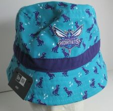 Charlotte Hornets Infant Cap Bucket Hat NBA Embroidered aprox 1>3 age New