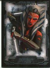 Star Wars Masterwork 2016 Base Card #38 Ahsoka Tano