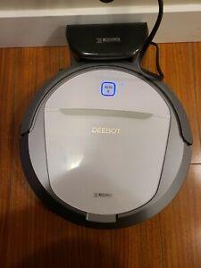 Ecovacs Deebot M80 Pro Robotic Vacuum (PLUS ACCESSORIES)