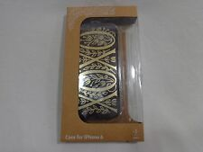 Belkin Tanamachi Goods Iphone 6 Case Black with Gold XOXO