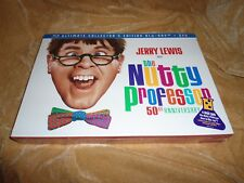 The Nutty Professor: 50th Anniversary Ultimate Collector's Ed. (2014) [BD+DVD]