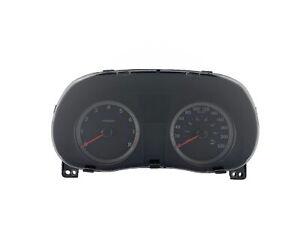2015-2017 Hyundai Accent Speedometer KM/H Instrument Cluster 94022-1R000 OEM