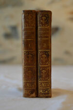 Sautreau de Marsy - Poésies satyriques du XVIIIè siècle - 2 Vol. - 1780