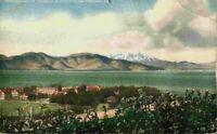 Marin Hills Mount Tamalpais Near San Francisco California CA Vintage Postcard