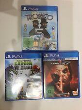 Playstation 4 Spiele Sammlung