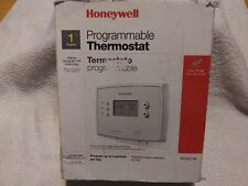Honeywell Rth221B Basic Programmable Thermostat New