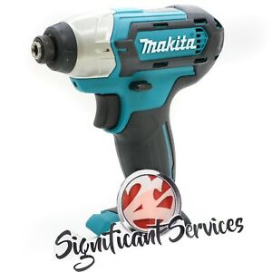 """MAKITA DT03Z CXT 12V LITHIUM ION CORDLESS 1/4"""" IMPACT DRIVER, TOOL ONLY"""