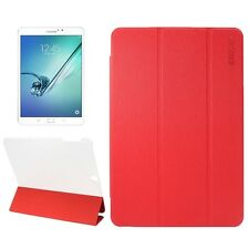 ENKAY Smartcover Rosso per Samsung Galaxy Tab S3 9.7 T820 T825
