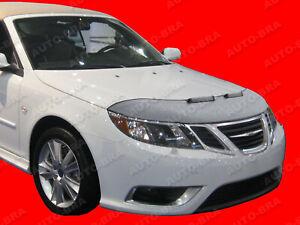 Car Hood Bra fits SAAB 9-3 2007-2011 Bonnet Mask Auto-Bra