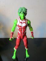 Mattel DC Comics Multiverse Beast Boy Action Figure LOOSE