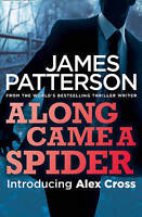Along Came a Spider by James Patterson, Book, New  (Paperback)