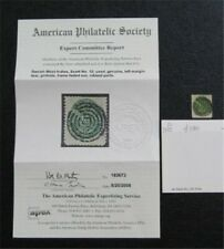 nystamps US DWI Denmark Stamp # 12 Used $1250