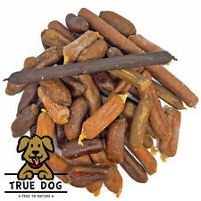 Dried Sausage Selection Pack   Natural High Quality Dog & Puppy Treat   True Dog