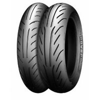 13469 Copertone Gomma Pneumatico Michelin 120 70 12 51P Power Pure