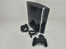 "Playstation 3, PS3 ""Fat Lady"" 40GB Modell CECHG04 - inkl. Kabel - Guter Zustand"