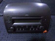 autoradio,stereo, lancia y, anno 2005.