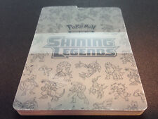 12 Pokemon Card Dividers from Shining Legends Premium Collection Box