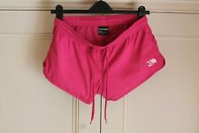 Carve (Australian Brand) Running Shorts in Pink. Size Small