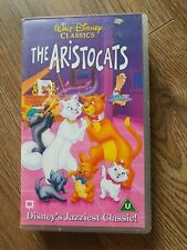 The Aristocats VHS.