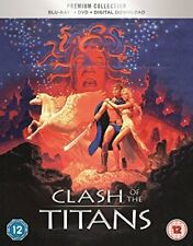 Clash Of The Titans Slipcased Edition Blu Ray + DVD + Booklet + Digital Download