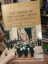 The Order of the Death's Head: The Story of Hitler's SS by Heinz Hohne (Paperba…
