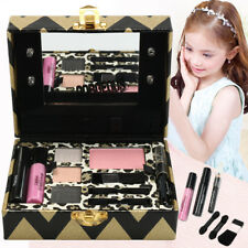 Princess Makeup Set Kids Toys Cosmetic Girls Kit Eyeshadow Lip Gloss Blushes