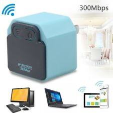 300Mbps WiFi Repeater Wireless Network Signal Range Extender Booster Amplifier