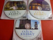 Celtic Journey Through Ireland DVD Discs ONLY