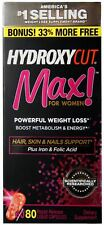 HYDROXYCUT Pro Clinical Max! for Women Weight Loss 80 ea