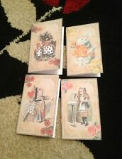Alice In Wonderland Mini Tags/cards'.Birthday/wedding Party Decorations