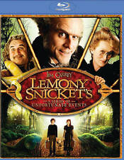Lemony Snickets A Series of Unfortunate Events (Blu-ray Disc, 2014)*New,Sealed*