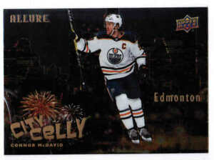 20/21 2020 UPPER RECK UD ALLURE HOCKEY CITY CELLY INSERT CARDS CC-XX U-Pick List