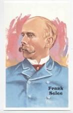 #242 FRANK SELEE unsigned Perez Steele Post Card - Set Break