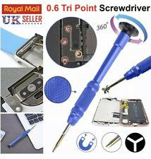 0.6 Tri Point Wing Screwdriver Y000 Apple iPhone 7 & 7 Plus 8 & 8 Plus X XR Blue