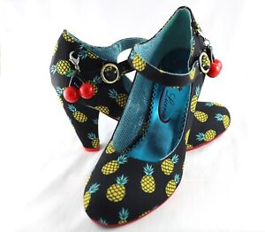 Poetic License by Irregular Choice The Right Stripes neu!!