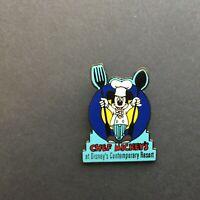 WDW - Contemporary Resort - Chef Mickey's Disney Pin 3342