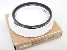 Nikon filtro l1bc 52mm claraboyas einschraub rosca screw en Makers box OVP + lata
