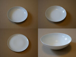 Arzberg Form 2000 - Suppenteller Speiseteller Schüssel Dessertschale - weiß