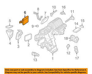 Mercedes MERCEDES-BENZ OEM 06-12 R350-A/C AC Evaporator Core 1648300158