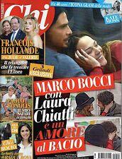 Chi.Marco Bocci & Laura Chiatti,Kate Moss,Raoul Bova & Rocio Munoz Morales,iii