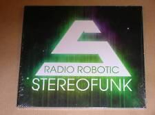 CD / STEREOFUNK / RADIO ROBOTIC / NEUF SOUS CELLO