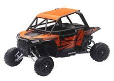 New Ray 1/18 Polaris RZR XP1000 Dune Buggy ATV Orange Diecast Model Orange 57823