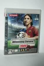 WINNING ELEVEN 2009 GIOCO USATO OTTIMO SONY PS3 EDIZIONE GIAPPONESE VBC 55251