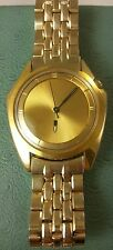 VINTAGE Zodiac Olympos Automatic Swiss Made Mens Watch W/ Mystery Dial