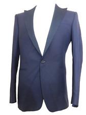 NWT Men's POLO RALPH LAUREN Custom Fit Wool Tuxedo Suit Coat Jacket Italy 38R