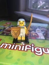 Genuine Lego 71008 Series 13 Minifigure w/ Poster no. 8 Egyptian Warrior