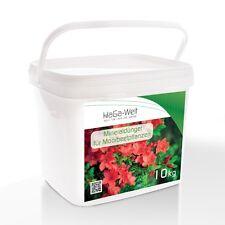 Mineraldünger Pflanzendünger Dünger Düngemittel für Moorbeetpflanzen 10kg