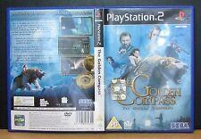 LA BUSSOLA D'ORO THE GOLD COMPASS - PS2 - PlayStation 2 - PAL - Italiano - Usato