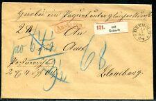 Annecy 1868ca dépenses Paquet mettant après Blomberg (j4079b